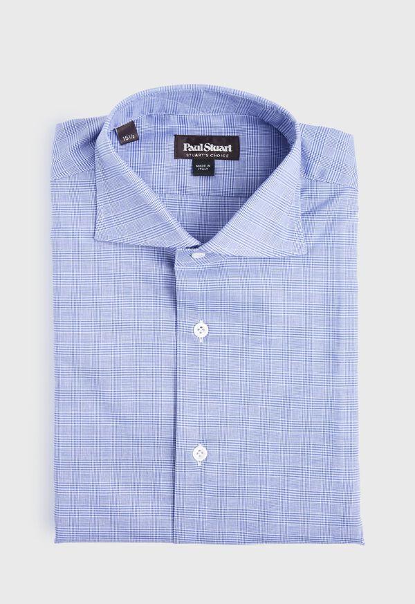 Navy Glen Plaid Dress Shirt