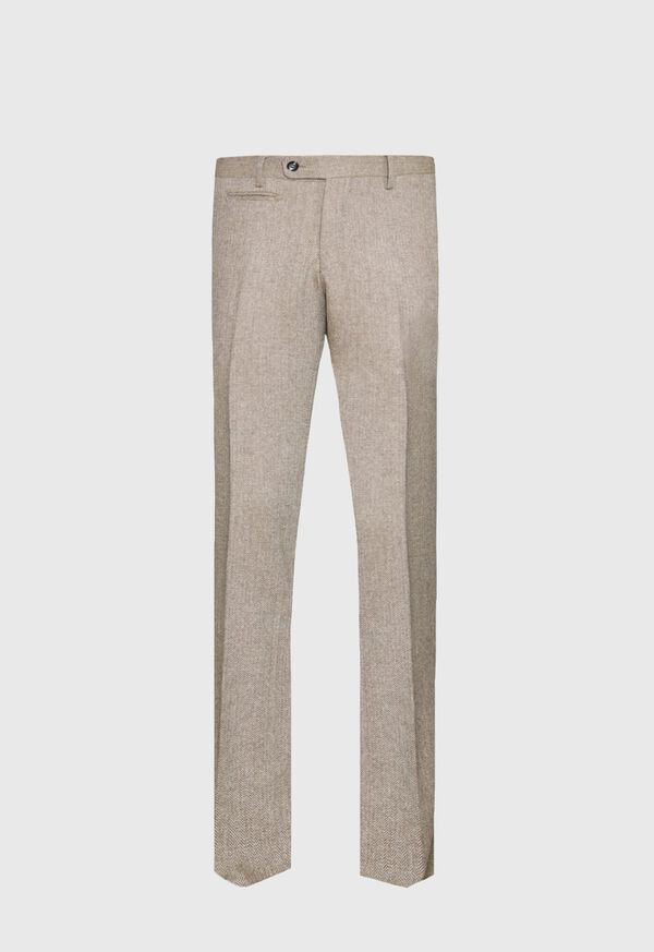 Wool Dress Pant with Coin Pocket, image 1