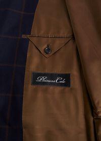 Navy Windowpane Suit, thumbnail 4
