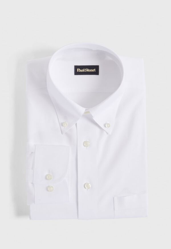 "Oxford ""Non-Iron"" Sport Shirt, image 1"