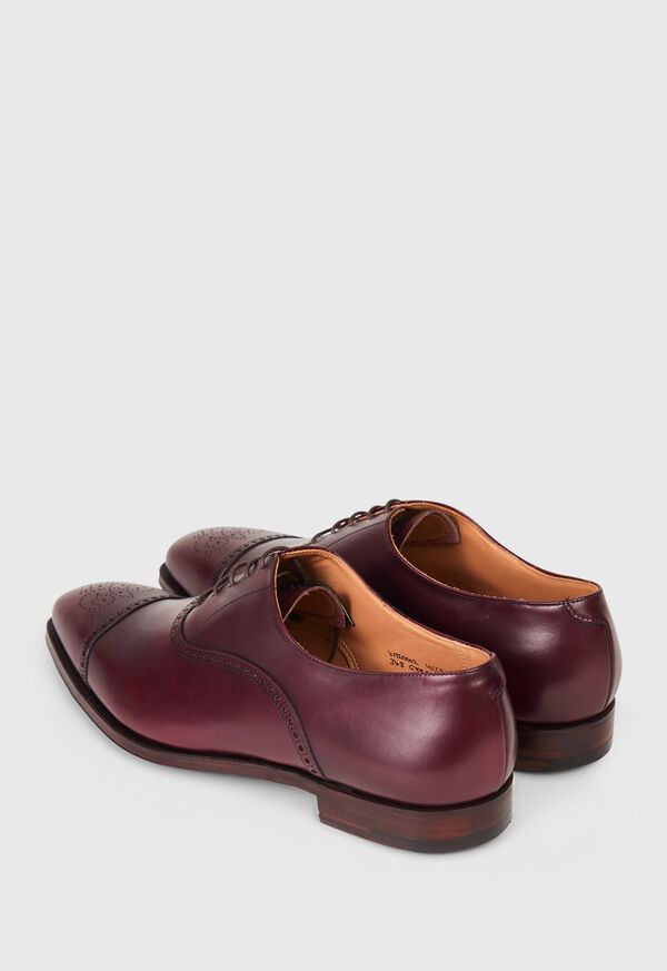 Gerry Cap Toe Lace Up with Medallion, image 4