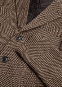 Plaid Coat with Zip-Out Vest, thumbnail 3