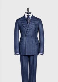 Chalk Stripe Suit, thumbnail 1