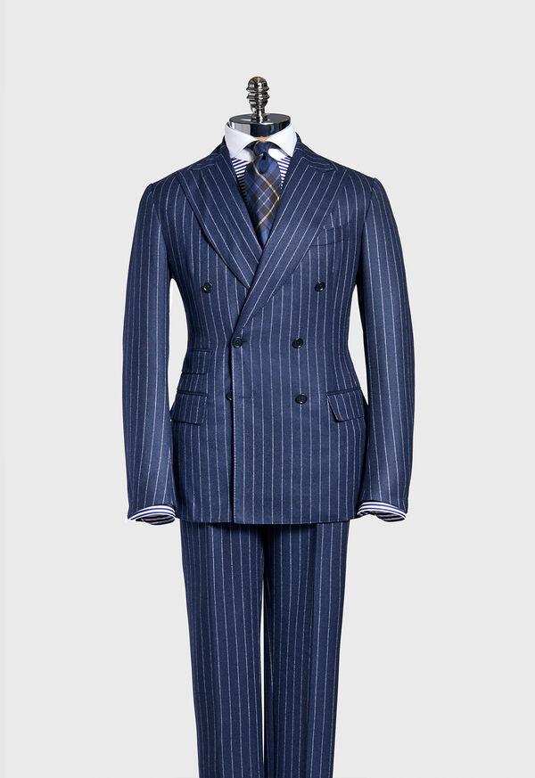 Chalk Stripe Suit, image 1