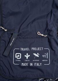 Navy Packable Jacket, thumbnail 4
