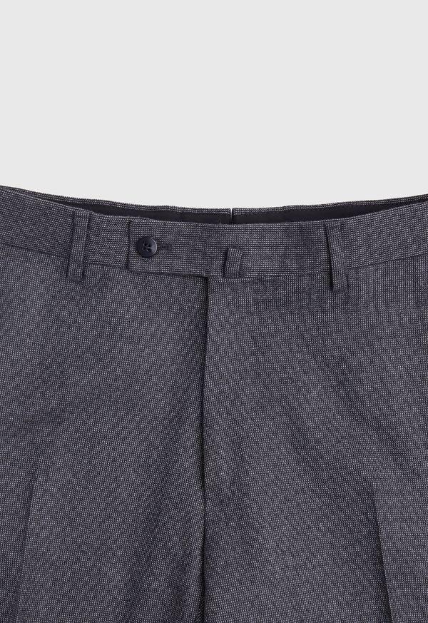 Grey Micro Weave Super 180s Wool Suit, image 6