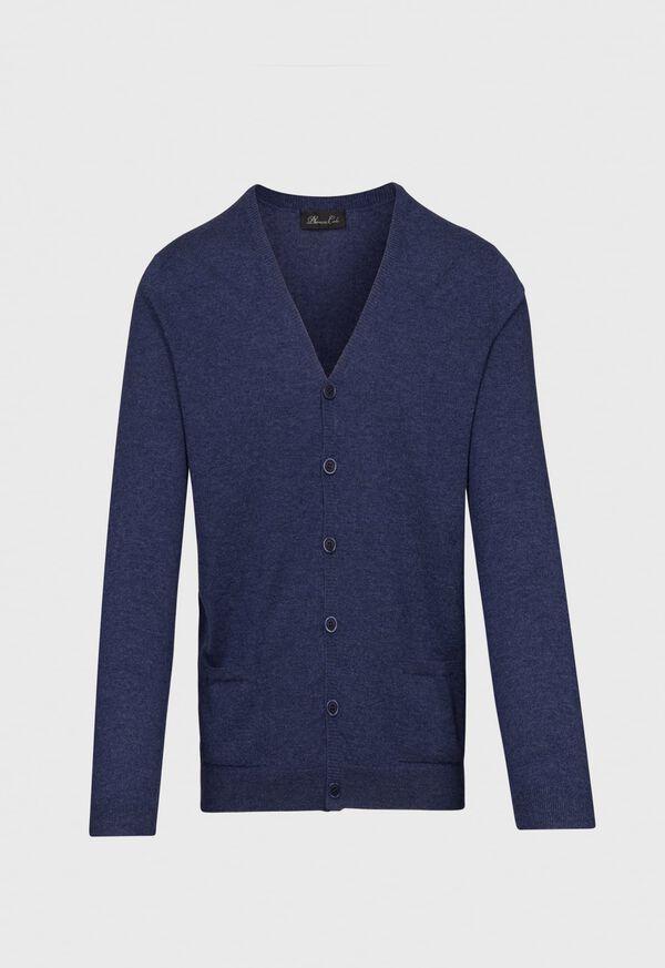 Lightweight Sweater Cardigan, image 1