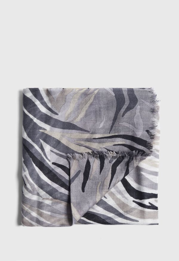Abstract Print Scarf, image 1