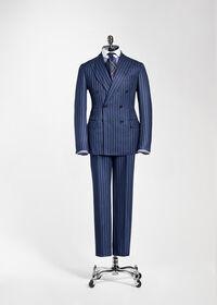 Chalk Stripe Suit, thumbnail 3
