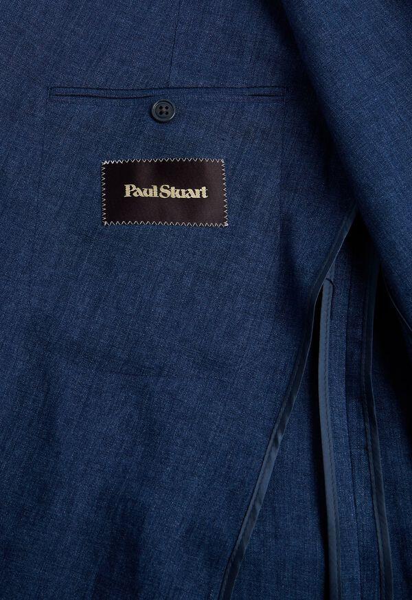 Blue Linen Jacket, image 5