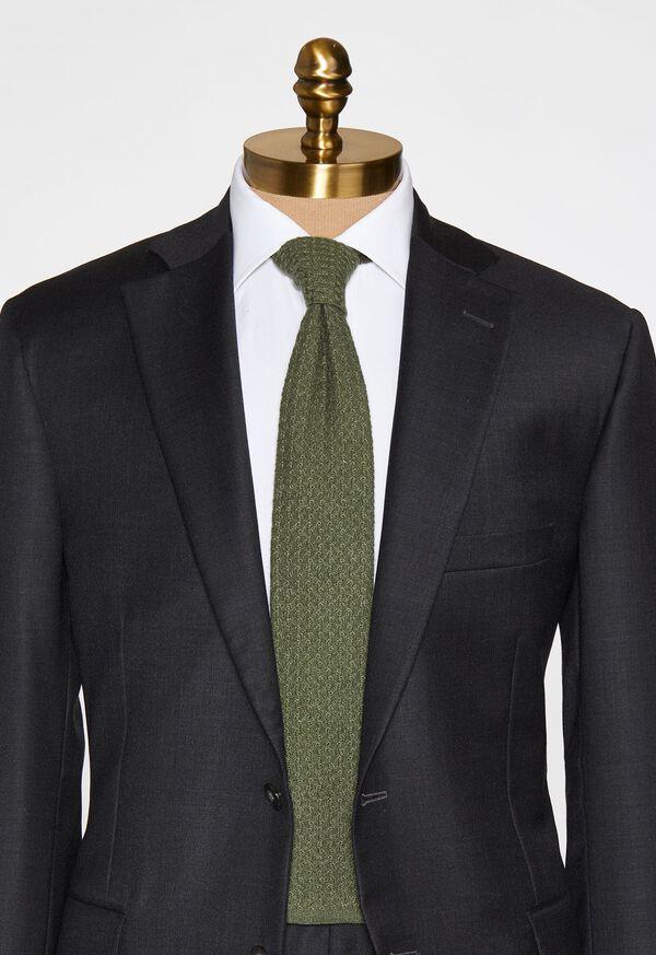 Cashmere Knit Tie, image 2