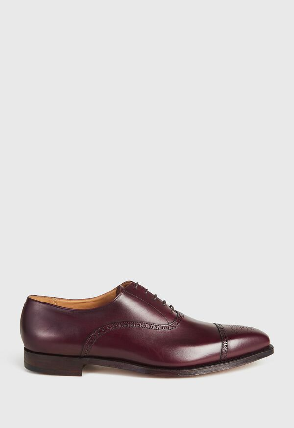 Gerry Cap Toe Lace Up with Medallion, image 1