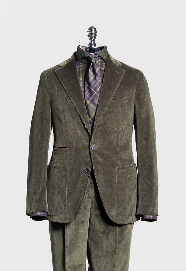 Pincord Suit, image 1