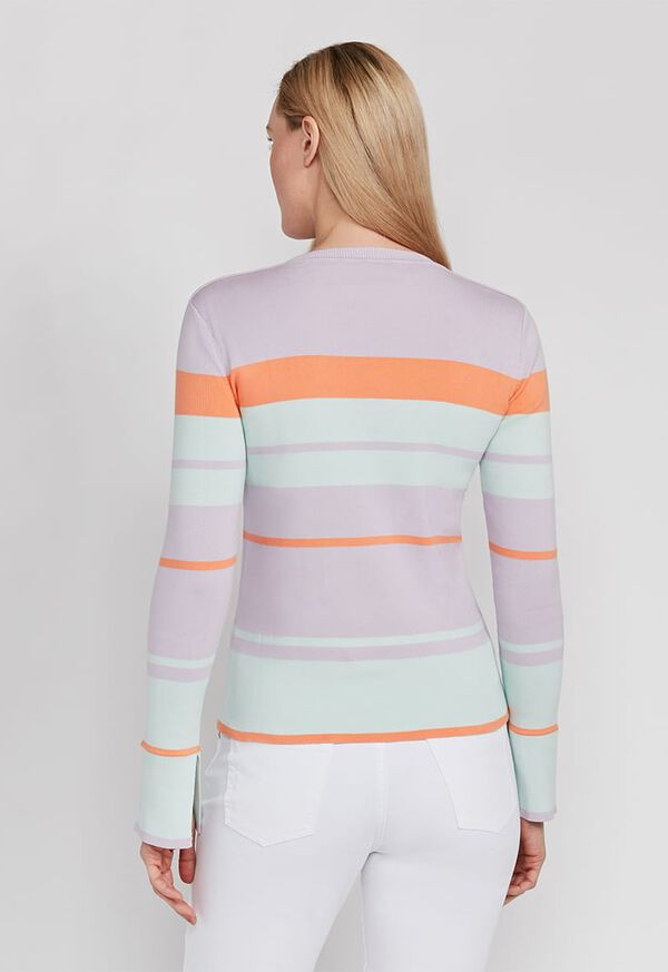 Mixed Stripe Sweater, image 2