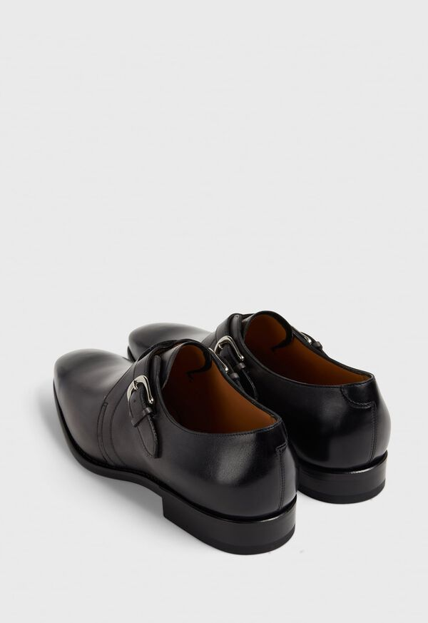 Galante Double Cross Monk Strap, image 4