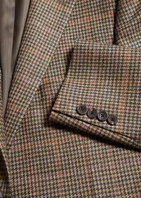 Paul Fit Wool Plaid Sport Jacket, thumbnail 3