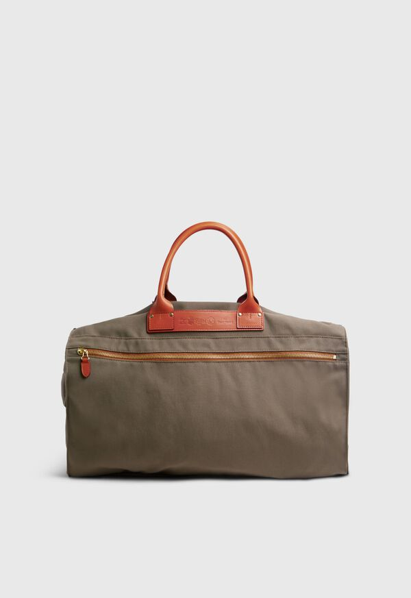 Felissi Canvas Travel Bag