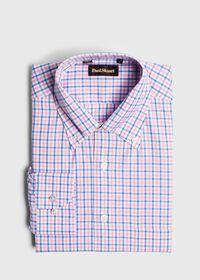 Check Cotton Sport Shirt, thumbnail 1