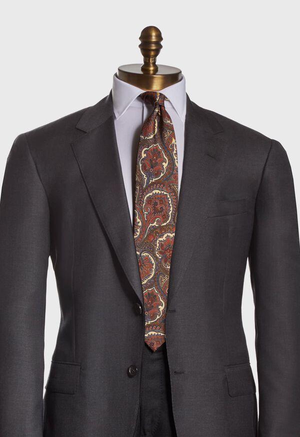 Paisley Silk Tie, image 2