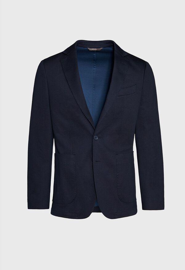 Cotton Jersey Soft Jacket, image 1