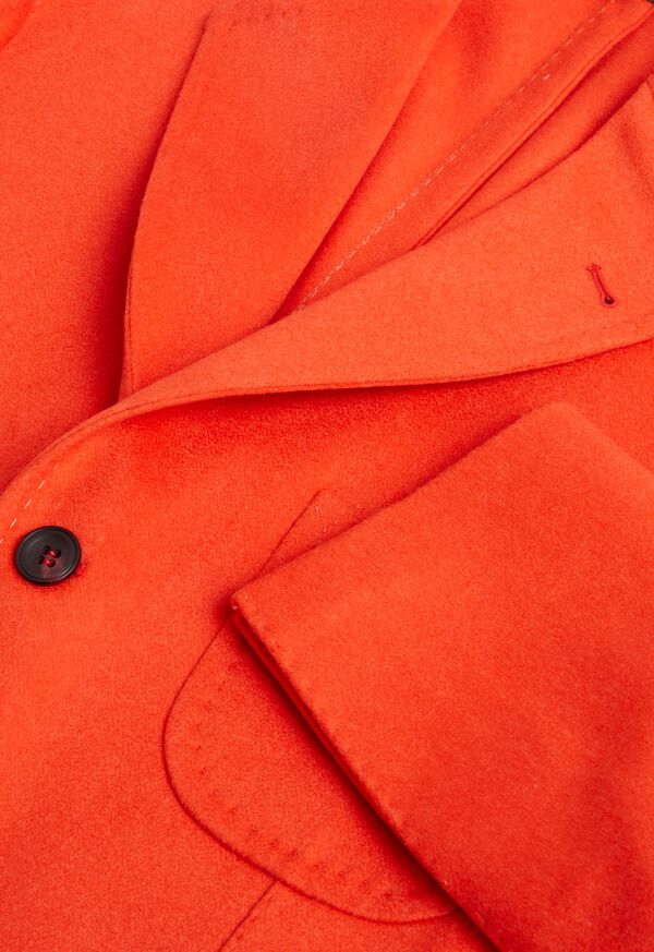 Cashmere Soft Constructed Jacket, image 2