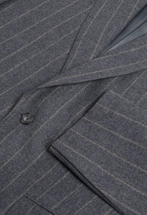 Chalk Stripe Suit, image 3