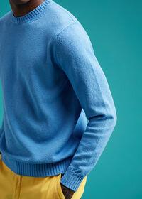Boucle Crewneck Sweater, thumbnail 3