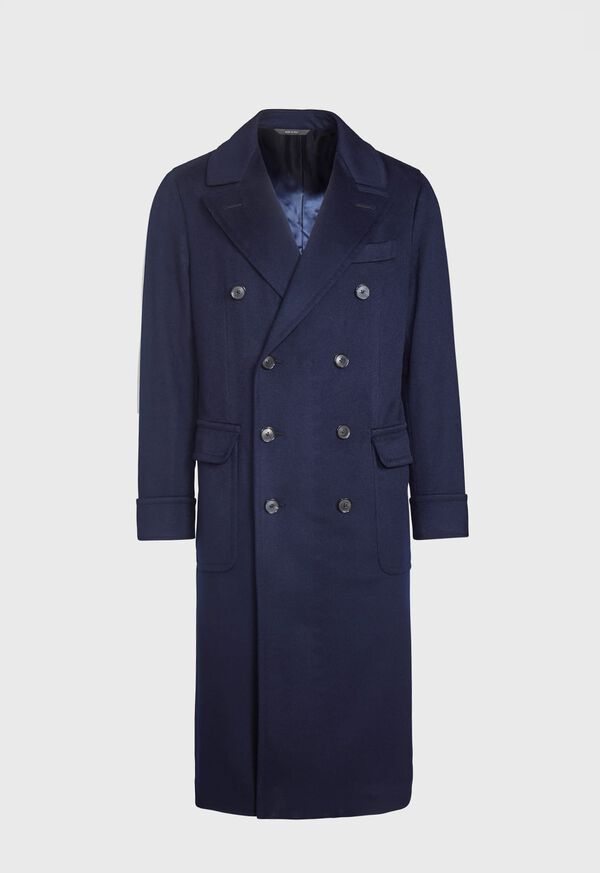 Cashmere Overcoat, image 1