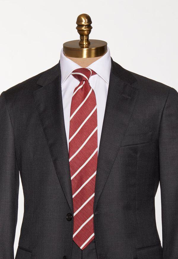 Narrow Stripe Tie, image 2