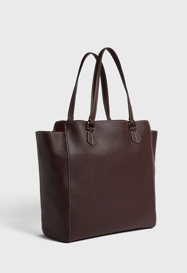 Deerskin Leather Tote, image 2