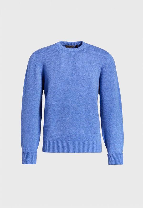 Cashmere Crewneck Sweater, image 1