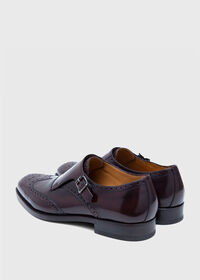 Harling Side Buckle Wing Tip, thumbnail 4