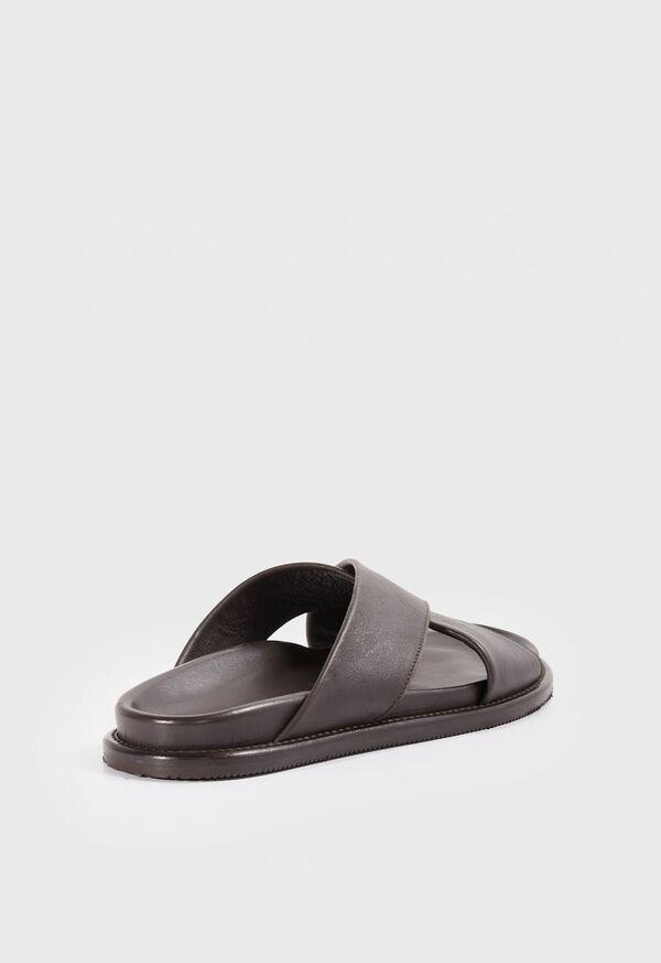 Punta Leather Slides, image 3