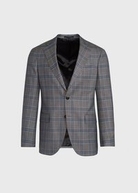 Plaid Sport Coat, thumbnail 1