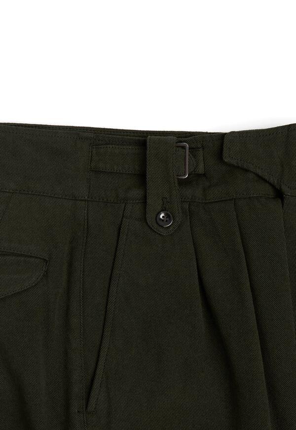 Garment Washed Cargo Pant, image 3