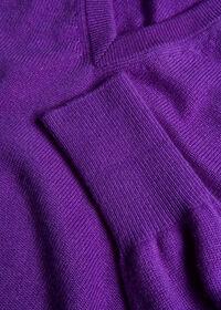 Scottish Cashmere V-Neck Sweater, thumbnail 26