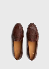 Lee II Low Vamp Penny Loafer, thumbnail 2