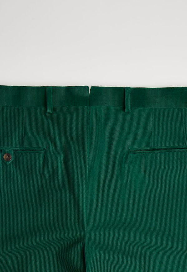 Green Horizontal Corduroy Pant, image 3