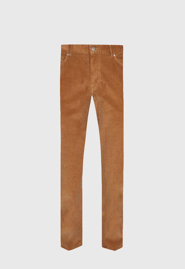 5-Pocket Corduroy Trouser