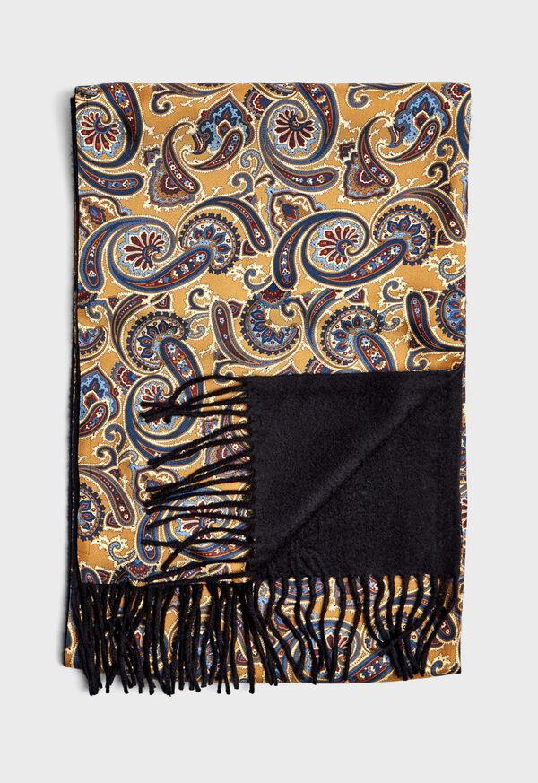 All Over Paisley Scarf, image 1