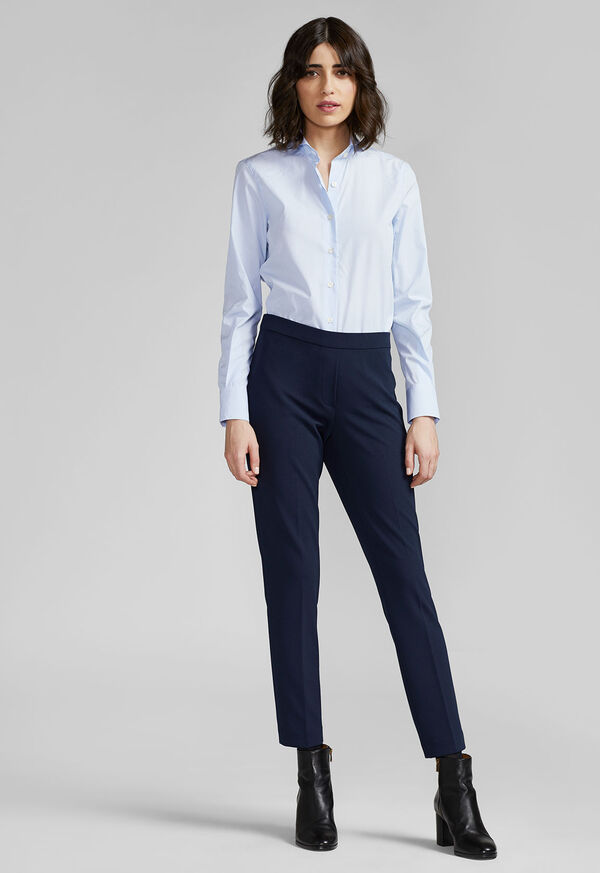 Crepe Pull-On Pant, image 2