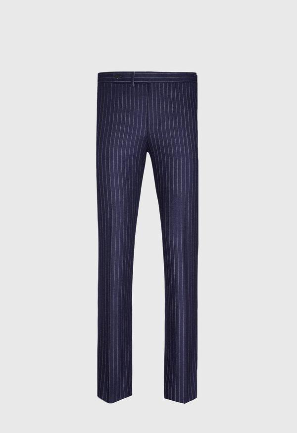 Navy Stripe Suit, image 5