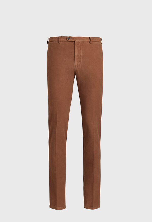 Brushed Cotton Blend Pant, image 1