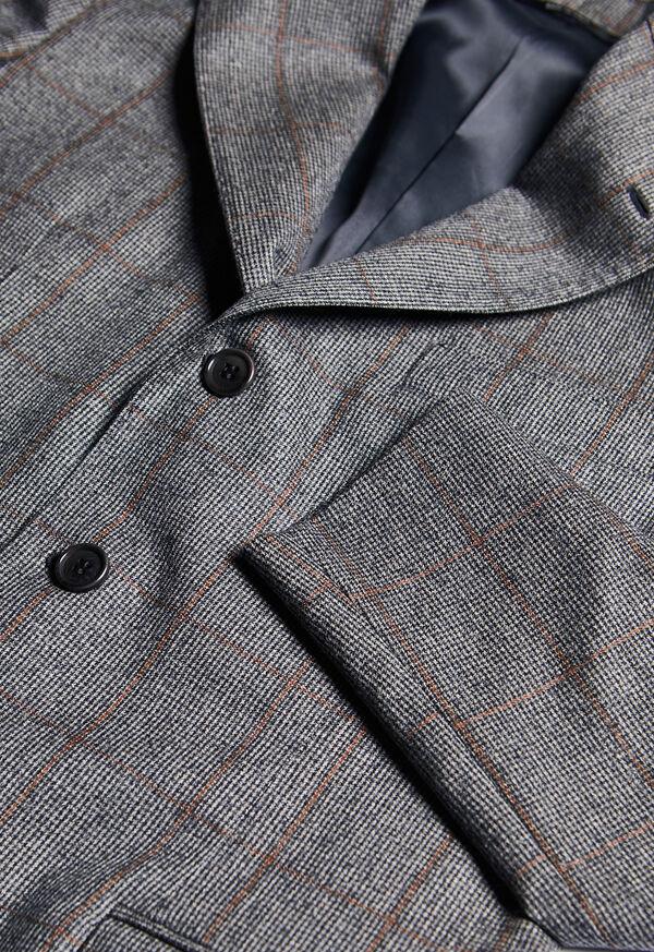 Windowpane Suit, image 2