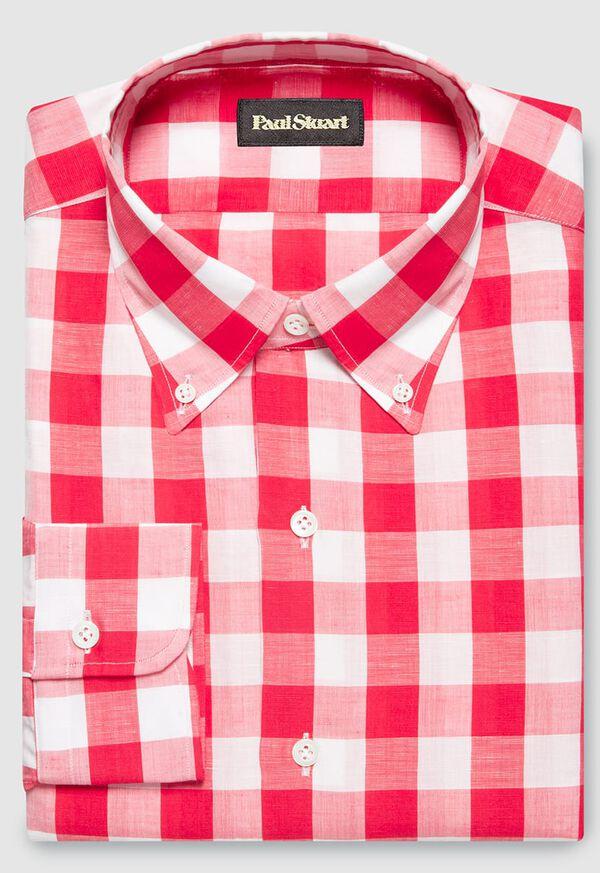 Buffalo Check Sport Shirt, image 1
