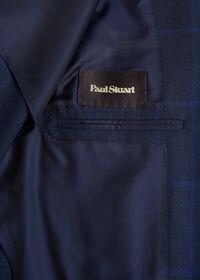 Blue Plaid Suit, thumbnail 4