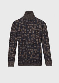 Patterned Sweater, thumbnail 1