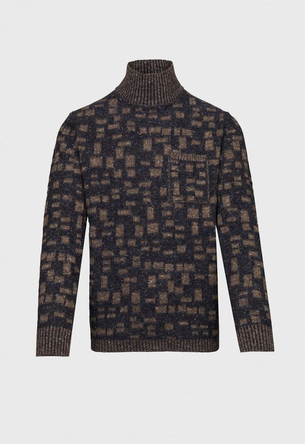 Patterned Sweater, image 1