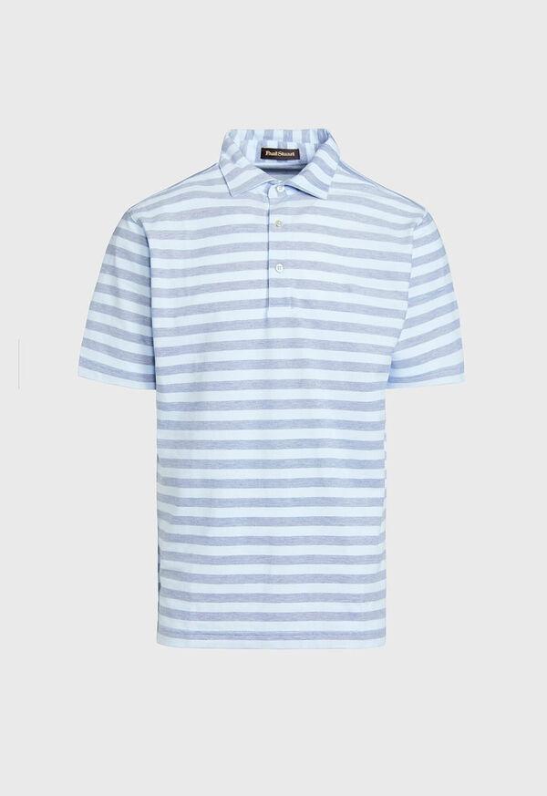 Oxford Stripe Polo, image 1
