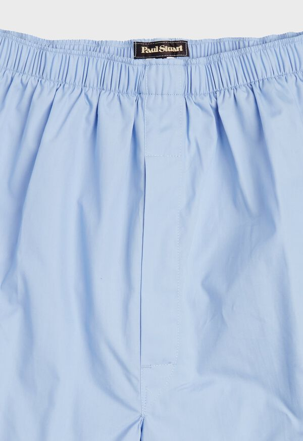 Cotton Broadcloth Boxer, image 2